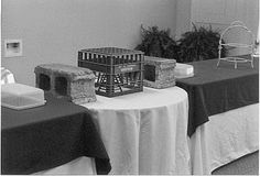 I spent years as a Director of Catering, and I CRINGE when I see a buffet display that& boring. It only takes a small effort to make a buf. Wedding Reception – Heavy Hors D'Oeuvres for 225 Buffet Table Set Up - great ideas. Buffet Set Up, Table Set Up, A Table, Buffet Ideas, Food Buffet, Fruit Buffet, Brunch Buffet, Party Buffet, Buffet Wedding