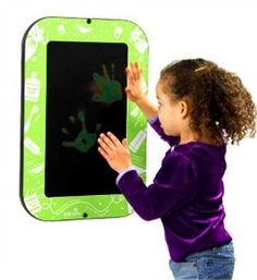 """""""Great for pediatric dental offices. Positive dental health images surround the Smile Power Magic Wall Panel Toy. Sensory Wall, Sensory Rooms, Sensory Activities, Activity Toys, Dental Office Design, Dental Offices, Child Life Specialist, Dental Assistant Jobs, Health Images"""