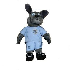 Sporting Kansas City Mascot Ornament Accessorize It - Sporting kc car decals