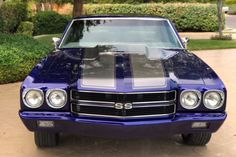 Chevrolet Chevelle Ss, 1970 Chevelle, Jet Engine, Vintage Air, Old Frames, Collector Cars, Muscle Cars, Auction, Vehicles