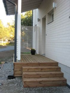 Kuvahaun tulos haulle portaat terassi rakentaminen