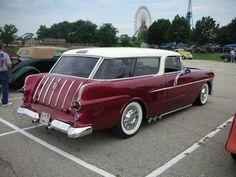 '55 Pontiac Safari!