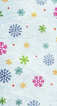 Copos de Nieve!