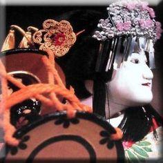 BUNRAKU - marionetas japonesas clasicas