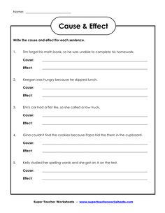Printables Read 180 Worksheets google cause and effect worksheets reading skills on pinterest worksheet search