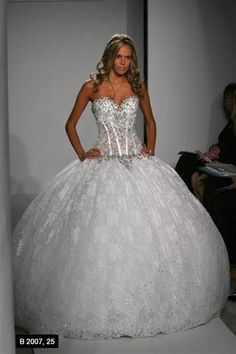Image detail for -Ball Gown Wedding Dresses by Pnina Tornai