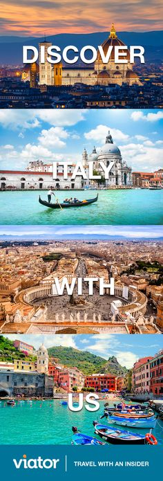 Cross #Italy off your bucket list this summer!