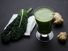 Balanced Green Juice | Serious Eats : Recipes