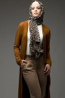 Louise Kate Anderson: Islamic fashion