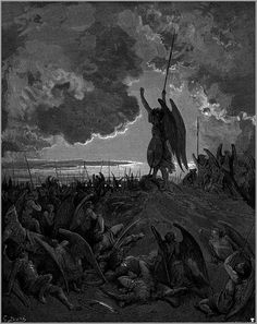 Paradise Lost 3 - Gustave Doré – Wikimedia Commons