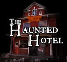 The Haunted Hotel | Louisville Kentucky | Haunted Travels USA The Haunted Hotel is the longes standing and (according to the operators) scariest attraction in Louisville Kentucky! Imagine the feeling you get right before suddenly waking up from the most horrific nightmare you've ever had.