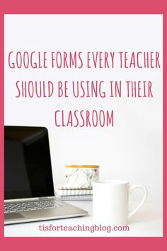 Google Docs and Google Forms every teacher should be using in their classroom to help with organization, paperwork, data, and contact information.