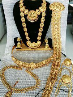 Sneha's Wedding Attire : Steal thy Style #SouthIndianBridalJewelry #BridalJewelry #WeddingJewelry #BridalWeddingJewelry #DesignerJewelry