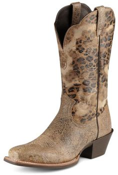 Ariat Legend Shatter Cowgirl Boots