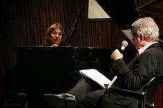 Fernanda Morello: Música, Pianista, Profesora de Piano entrevista en Vivo Tomás Hoffmann.