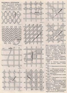 Resultado de imagem para hardanger embroidery