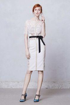 25e8c82c4e8 Byron Lars Beauty Mark. Love the detailing of this dress! See more. 11  Fresh