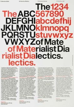 Posters for the Film Helvetica - Via Fonts In Use.