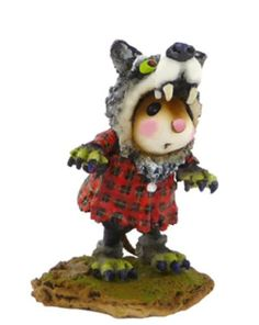 Wee Forest Folk Halloween Weres the Wolf M441 ** Check out this great product.
