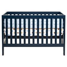 Modena 3-in-1 Convertible Crib with Toddler Rail - Navy - DaVinci - Babies R Us