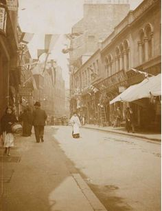 Tolbooth Wynd 1902.