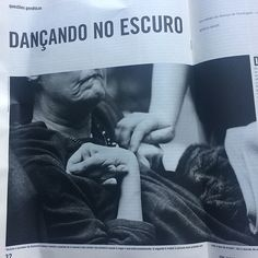#HappyNewYear everyone! The start of #2018 made it the best new years ever!! I love it when presents come in the mail! I received my edition of revista piauí this week-where my #HuntingtonDisease #photo was published.  It made me reminded of how so many #families in #Brazil and around the world that will now benefit from all the #hdawarness I'm doing-and everyone else that's been doing awareness projects of their own.