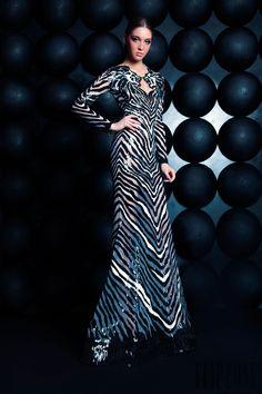Nicolas Jebran Primavera-Estate 2013 - Alta moda - http://it.flip-zone.com/fashion/couture-1/independant-designers/nicolas-jebran-3868