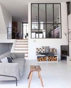 Helpful Ways Of Designing Attractive Industrial Living Rooms - House Topics It is easy to feel the impact of a well-designed living room upon entry. From the correctly proportioned seating arrangement to the lovely grandeur of the posh space, it is …