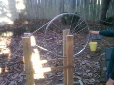 LONG ISLAND HOMESTEAD: Make Your Own Spinning Wheel
