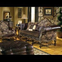 Custom Western Style Furniture - Bernadette Livingston