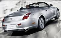 ... But the Lexus SC 430 is still my fav. It's such a sleek and sexy hardtop convertible. <3