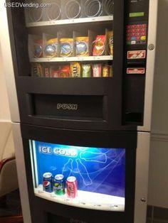 New Listing: http://www.usedvending.com/i/-2-2008-RC-800-850-Electronic-Snack-Soda-Vending-Machines-/NJ-I-451M  (2) 2008 RC800/850 Electronic Snack/Soda Vending Machine