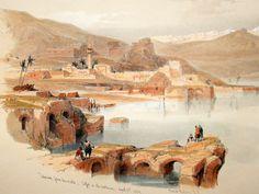 david-roberts-holy-land-1st-ed-1844-tiberias-from-the-walls-of-jerusalem-israel-[2]-67721-p.jpg (1050×788)