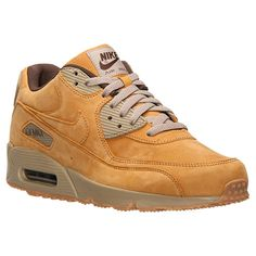 huge selection of bfde4 acfb1 NIKE AIR MAX 90 LEATHER WINTER PREMIUM BRONZE BAROQUE BROWN 683282 700  130
