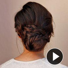 El peluquero Dani Zúñiga, de Corta Cabeza, nos enseña a realizar este peinado de la mano de Sebastian y Nioxin. ¡No te pierdas el paso a paso!