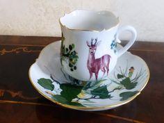 Tasse De Porcelaine Meissen, Mercantedarte Antichità, Proantic