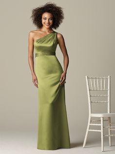 After Six 6587 #green #bridesmaid #dress
