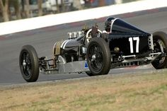 underslung FIAT, Powered by a de Havilland Gipsy Major from a Tiger Moth Aero-Engined Vintage Racers - THE H.A.M.B.