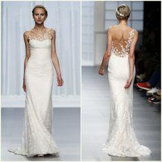 Rosa clará Barcelona bridal fashion week 201620