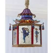 Image result for pagoda style pendant lighting