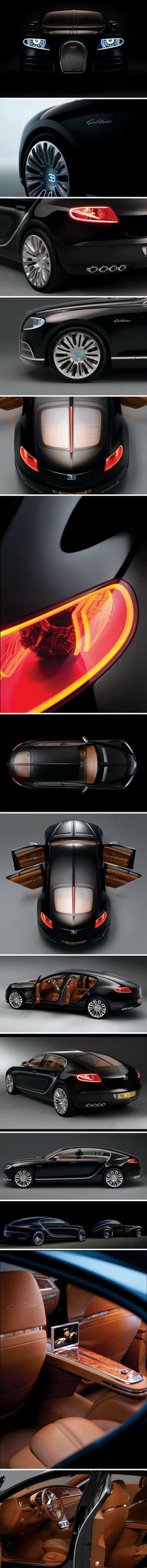 Bugatti 16C Galibier - 1000 HP - priced at 1.4 Mil USD