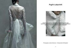 'Pugh's Labyrinth'  by Jackie Nickerson  for Dazed Summer 2014