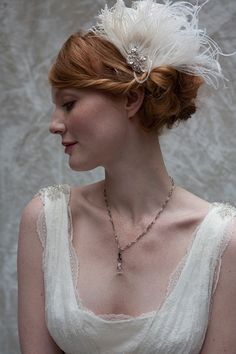 Sally Lacock ~ Vintage Inpsired Wedding Dresses For The Modern Day Bride
