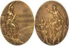 Juegos Olímpicos Los Ángeles 1932,USA-Medalla Olímpica