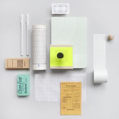 If you're on Instagram, check out Present & Correct (and also thingsorganizedneatly)