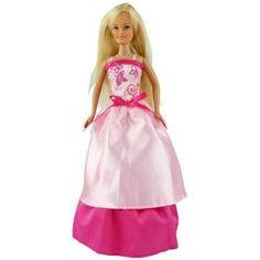 Poupée Poupée mannequin Jenny : Princesse chantante rose