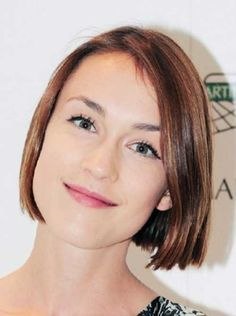 Really Popular Bob Haircuts for Fine Hair   Bob Hairstyles 2015 - Short Hairstyles for Women