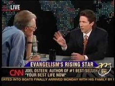 Joel Osteen has no backbone but just wants to tell people what they want to hear.  He is afraid to offend anyone.  The Gospel can be offensive to unregenerate man.  Here he had a great opportunity to stand up for Jesus.  It is sad that he did not.  The truth is that Jesus is the ONLY way to Heaven.