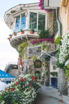 Wonderful Positano village Amalfi Coast, Italy