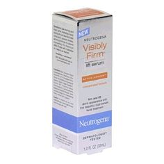 Neutrogena Visibly Firm Lift Serum, Active Copper, 1 Fluid Ounce (30 ml) by Neutrogena. $89.95. Clinically proven to visibly firm and lift skin's appearance for younger, healthier and more beautiful results. One 1-ounce pump of skin-firming serum. Skin texture feels soft, velvety smooth and healthy; allergy-tested, dye-free, and non-greasy. Made in USA. Concentrated active copper complex enhances skin's natural support structure to promote a firm, lifted look; renews skin's sm...